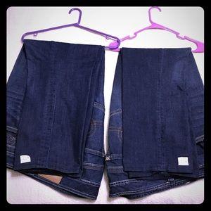 Melissa McCarthy Seven7 Jeans 28